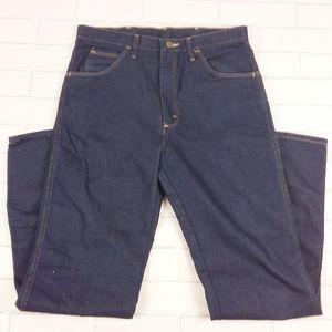 Wrangler 33X34 Jeans Rugged Wear Stretch Reg. Fit